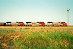 BNSF 8241 East